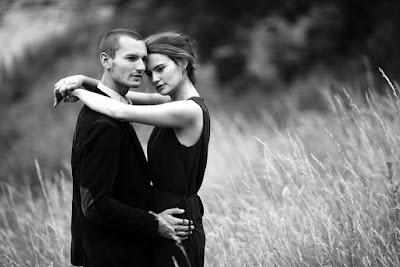 foto matrimonio campi grano