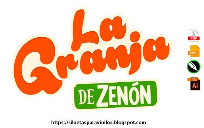 Descargar Logo La Granja de Zenón Vector
