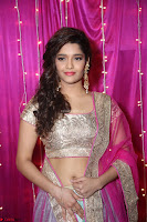 Ritika Sing in Golden Pink Choli Ghagra Cute Actress Ritika Sing ~  006.JPG