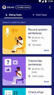 تحميل تطبيق  Task Mate جديديتيح للمستخدمين كسب المال مقابل إكمال المهام