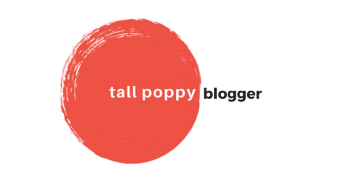 Tall Poppy Blogger