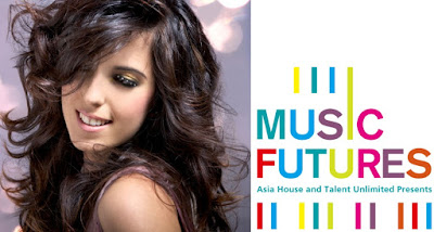 AyşeDeniz Gökçin at the Music Futures Festival