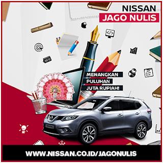 SEO Blog Contest Nissan Jago Nulis - tuturahmad.blogspot.com