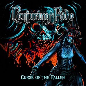 "Το album των Conjuring Fate ""Curse of the Fallen"""