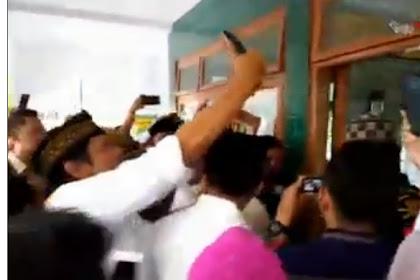 Prabowo Silaturahmi ke Pondok Pesantren Suralaya, Santri Garut: Alhamdulillah Calon Presidenku Gagah ya...