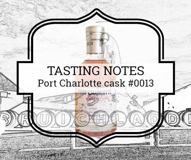 Port Charlotte 2005 cask #0013