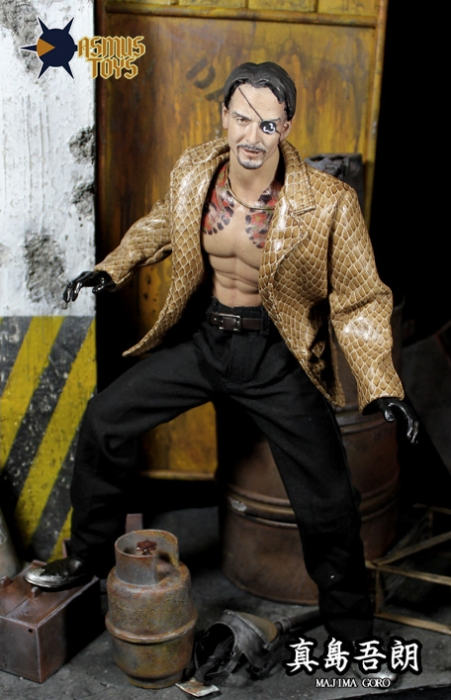 toyhaven: Pre-order Asmus Toys 1/6 scale Yakuza 5: Of the ...   451 x 700 png 430kB