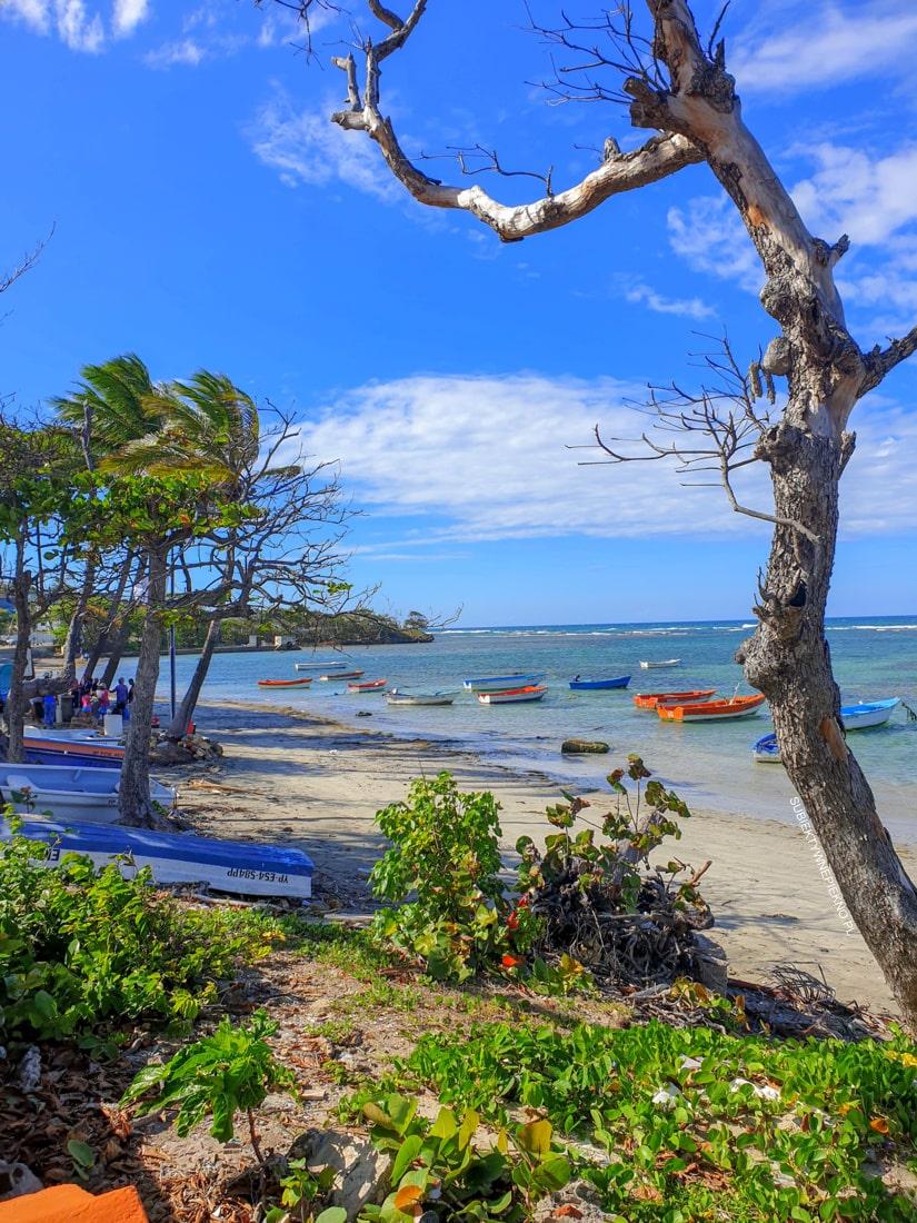 Dominikana Puerto Plata Malecon atrakcje