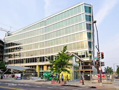 Shaw construction: DP Architecture, Washington DC