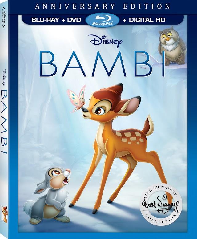 Bambi 1942 x264 720p Esub BluRay Dual Audio English Hindi Italian GOPI SAHI