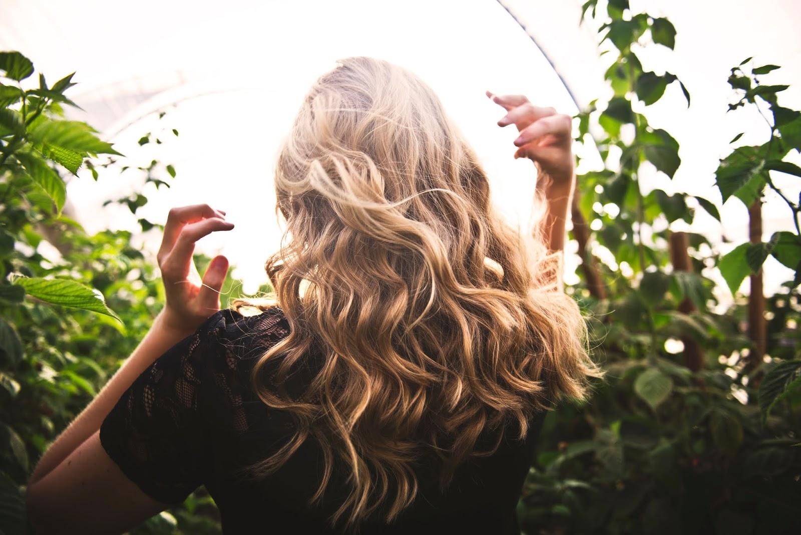 Olejowanie cienkich włosów