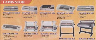 jual mesin laminating di bali