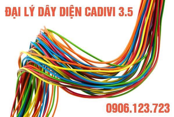 Giá và chiết khấu dây điện cadivi 3.5 bao nhiêu !