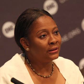 Arunma Oteh is the treasurer and Vice President of the World Bank