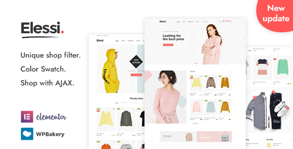 Elessi | 15+ Best Multipurpose WooCommerce WordPress Themes