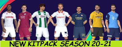 FINAL Kitpack Season 2020-2021 X3 AIO