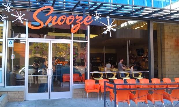 Sandiegoville Snooze Denver S Best Breakfast Spot Comes