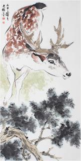 Liu Tsung Yüan - El ciervo