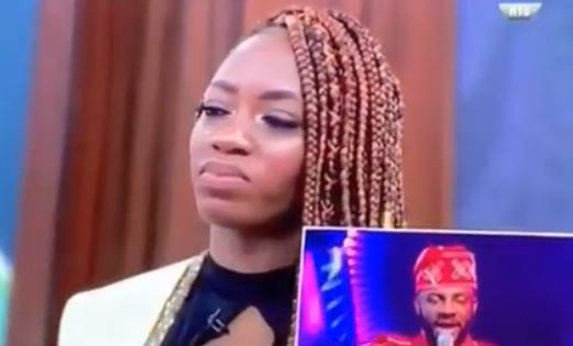 Khafi evicted from Big Brother