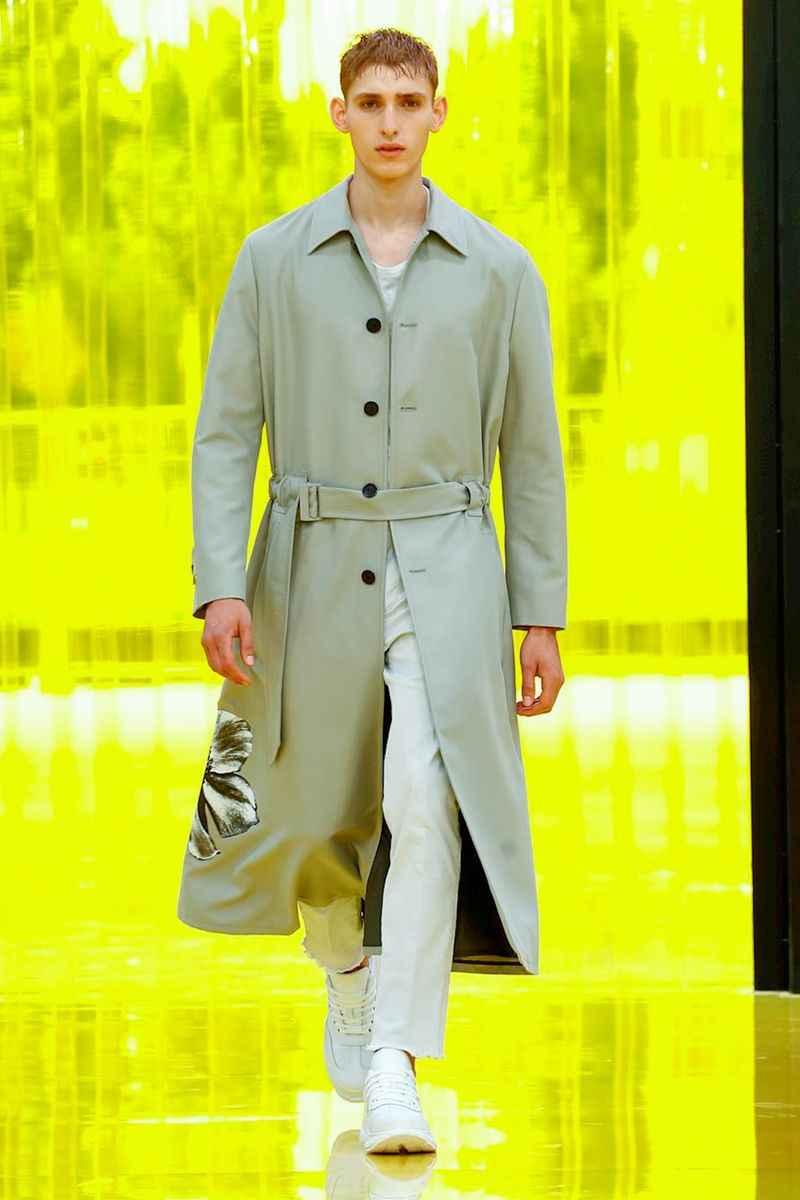 Neil Barrett Spring Summer 2019 Milan Fashion Week