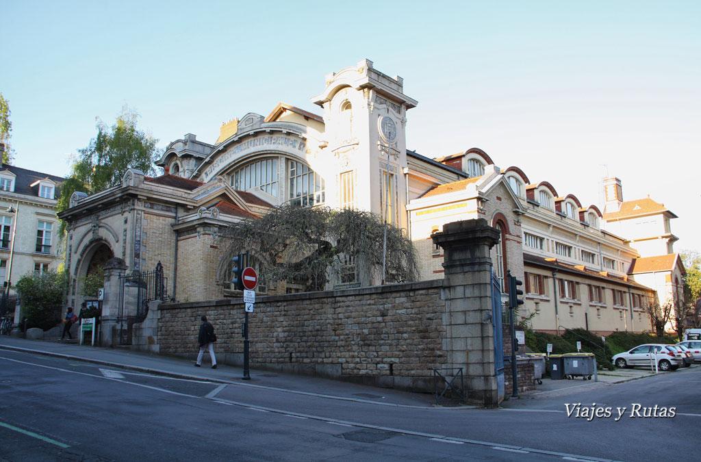 Piscina Saint Georges, Rennes