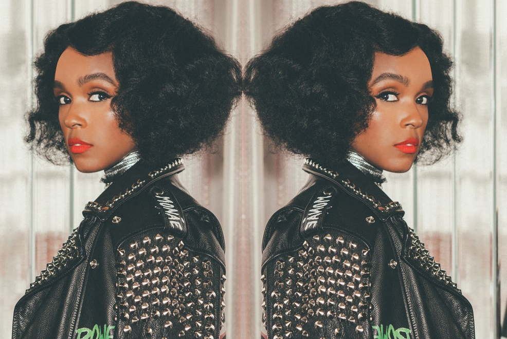 "Janelle Monáe Premieres Videos For Her Singles ""Make Me Feel"" And"