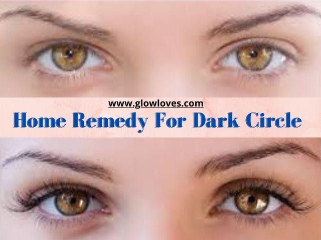 Home Remedy For Dark Circle   Under Eye Dark Circle