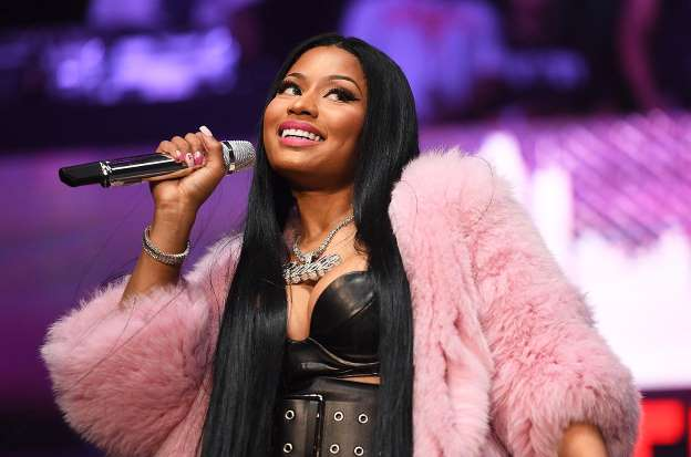 Nicki Minaj Receives Key to Queens, New York