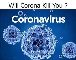 will corona kill peopole