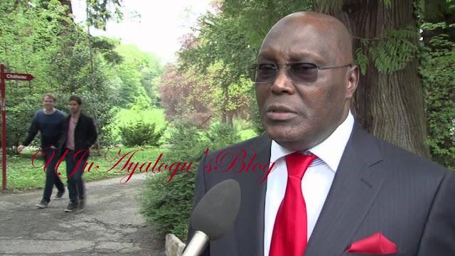 Atiku Breaks Silence After Boko Haram Terrorists Beheaded Pastor