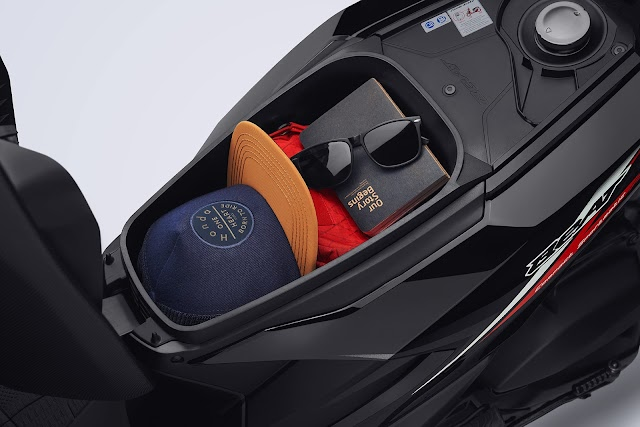 Fitur Honda New BeAT 2020