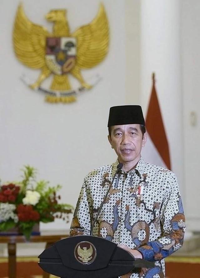 Jokowi ; Harlah NU Ke-95 Garda Terdepan Nasionalisme