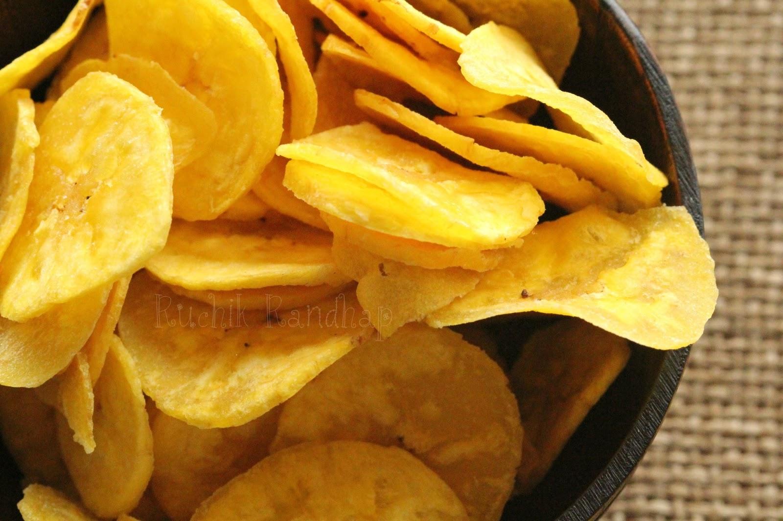 Ruchik Randhap Delicious Cooking Pathekaan Banana