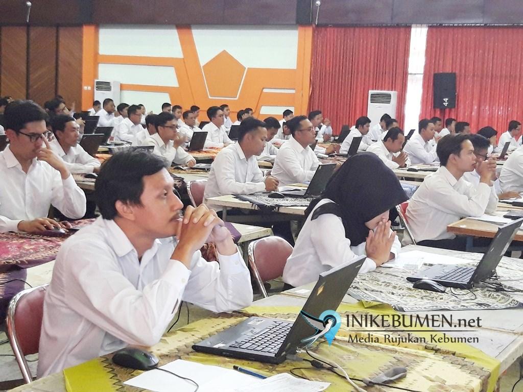 Wow! Dua Hari Jelang Penutupan, Jumlah Pelamar CPNS Kebumen Capai 5.999 Orang