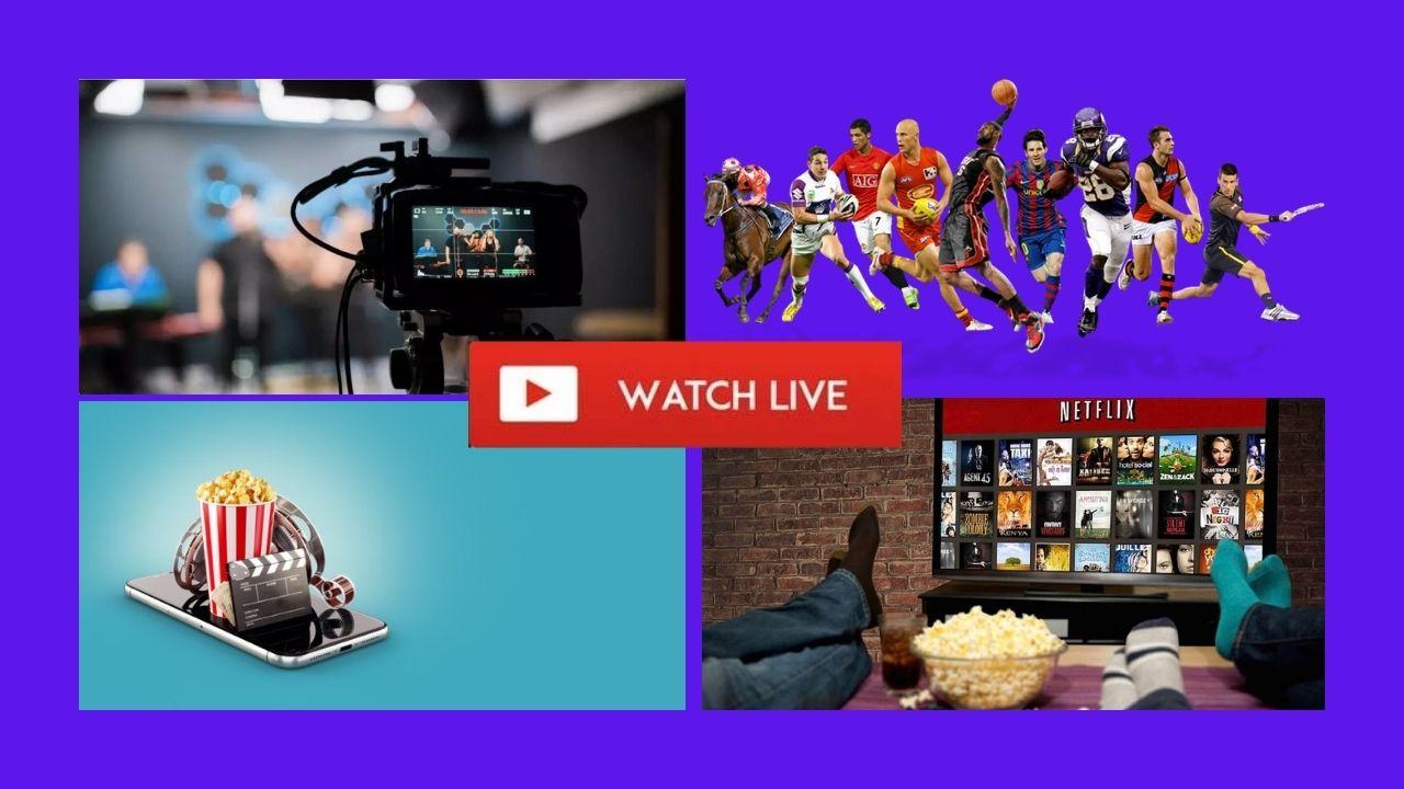 Free Live Streaming Platforms