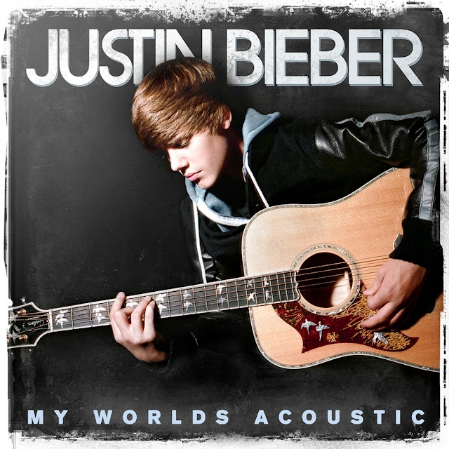 Justin Bieber - My Worlds Acoustic [2010]