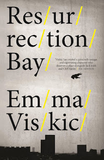 Resurrection Bay by Emma Viskic book cover