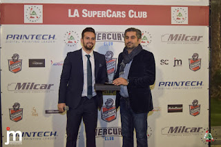 Fahed Abu Salah  founder Lebanese Automotive(right)