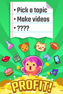 Download Vlogger Go Viral - tuber Game Apk Mod Unlimited Gems V1.17 Terbaru 3