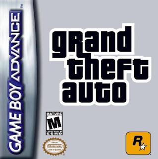 Rom de Grand Theft Auto Advance - PT-BR - GBA - Download