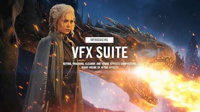 ريد جاينت تطرح منتجها الجديد VFX Suite