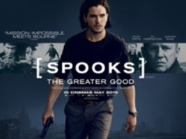 Download Film Spooks The Greater Good (2017) Subtitle Indonesia