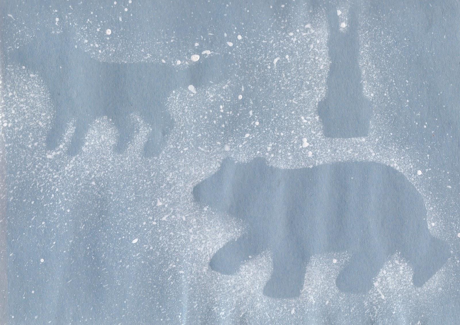 Preschool Crafts For Kids Polar Bear Arctic Animals
