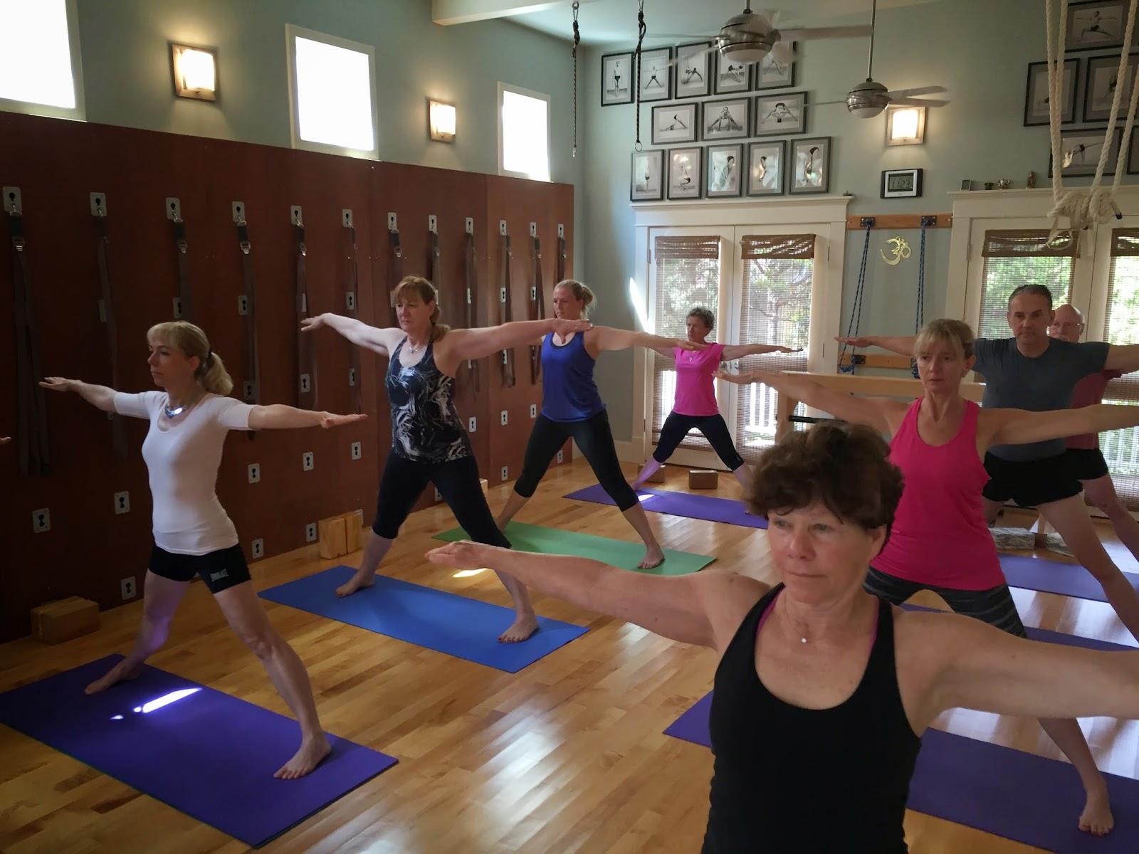 Iyengar Yoga In Houston Marathon Yoga Practice And Iynaus Iyascus Membership Drive