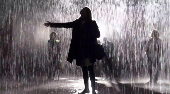 شعر عن المطر للشّاعر للشّاعر حسين علي العتيبي