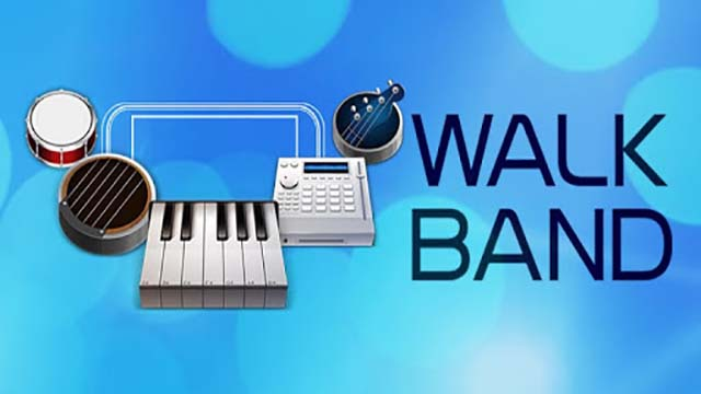 Walk Band - Aplikasi Alat Musik Terbaik Untuk Smartphone Android