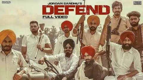 Defend Lyrics in Punjabi, Hindi | Jordan Sandhu | A1laycris