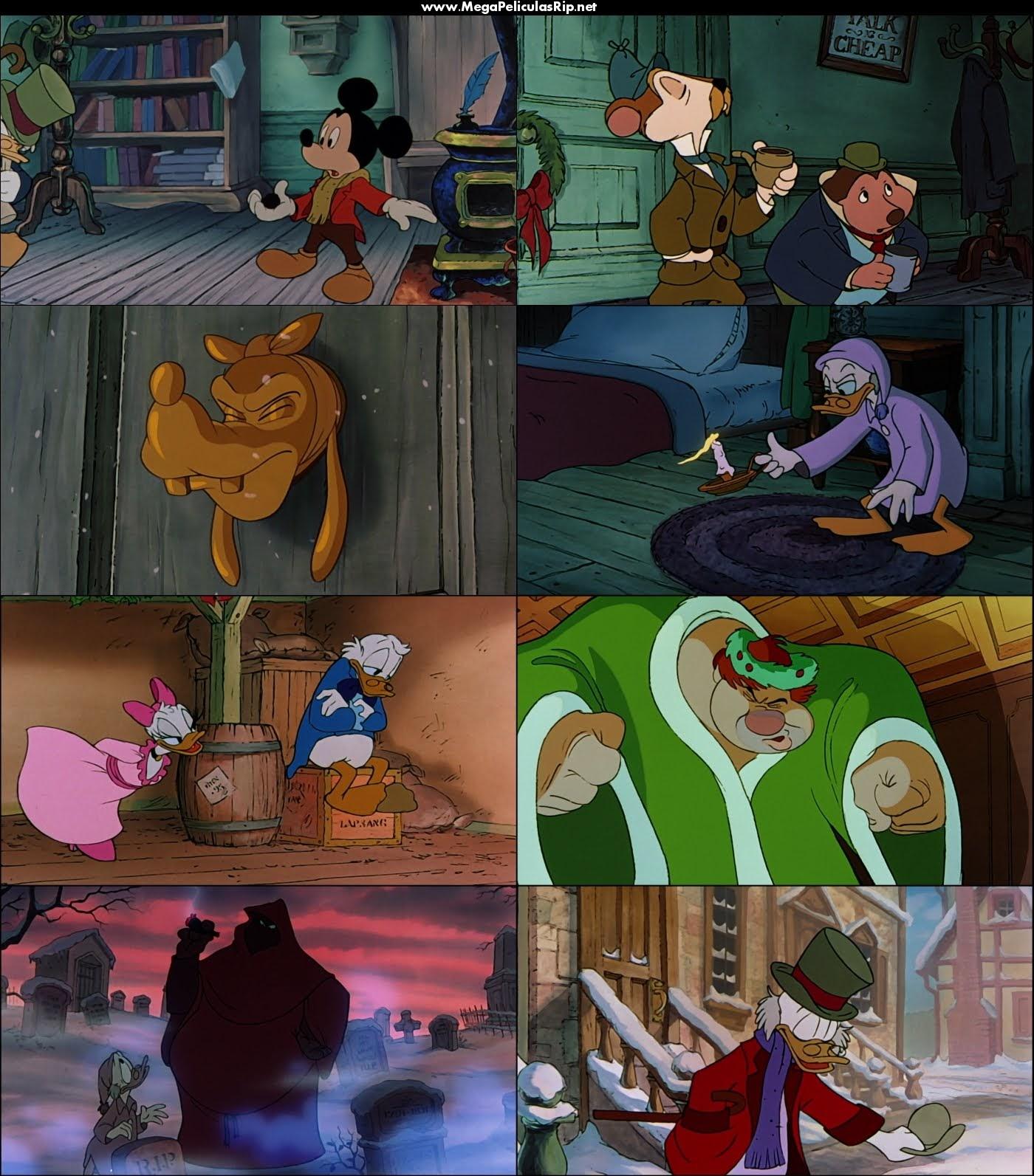 La Navidad De Mickey 1080p Latino