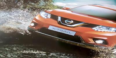 Gambar Ketangguhan Nissan X-Trail