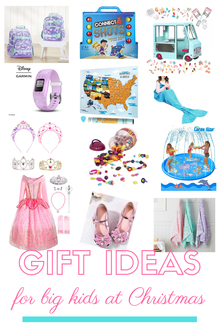 Gift Ideas for big kids at Christmas